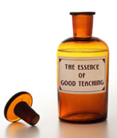 Essence of good teaching
